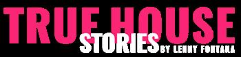 True House Stories - Logo White