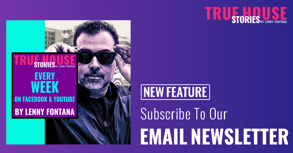 True House Stories, newsletter, subscribe, email