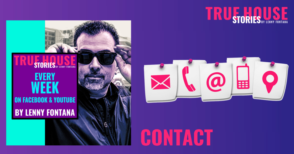 True House Stories, Contact, email